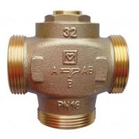 Трехходовой термоклапан HERZ-TEPLOMIX для повышения температуры обратки котла