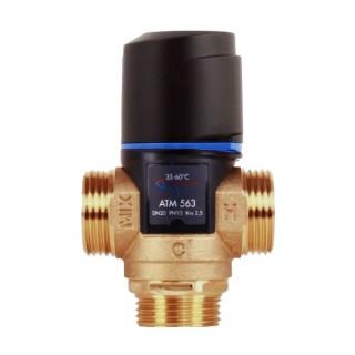 Трехходовой термосмесительный клапан AFRISO ATM 563 +35...+60*C