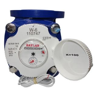 Турбинный счетчик воды Baylan Woltmann