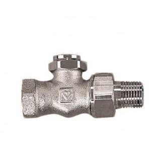 Проходной вентиль  с предварительной настройкой HERZ  RL5 (Арт 1392301)