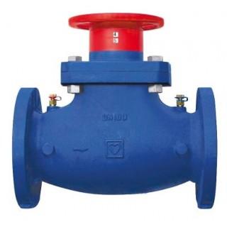 Фланцевый балансировочный клапан HERZ STROMAX-GF