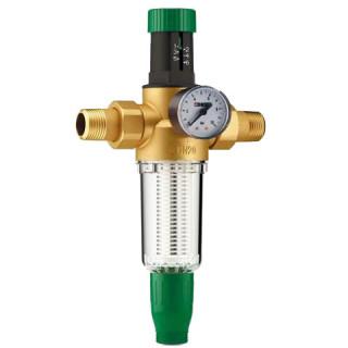 Фильтр для холодной воды с редуктором давления Herz 3011