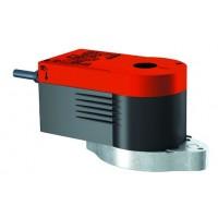 Электрический привод HERZ для фланцевых клапанов, 24В, 2-3 точечный, с плавным управлением 0-10В, арт 1771229