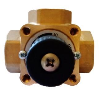 Трехходовый смесительно-распределительный клапан HERZ 2137