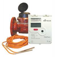 Счетчик тепла PolluTherm с фланцевым расходомером WPD FS Ду 50-150 мм