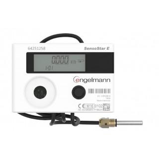 Компактний квартирний лічильник тепла Engelmann SensoStar 3E
