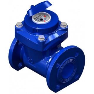 Фланцевый турбинный счетчик холодной воды WPK