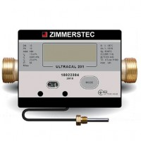 Ультразвуковой счетчик тепла Zimmerstec Ultracal 201